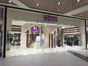 Капитальный ремонт магазина «ВEBA KIDS»